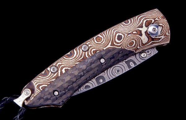 William Henry Pikatti B04-MCR Series Knife