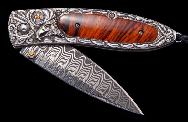 William Henry Limited Edition B05 Sovereign Knife