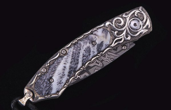 William Henry Limited Edition B09 Lakeshore Knife