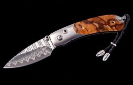 William Henry Limited Edition B09 Madras Knife