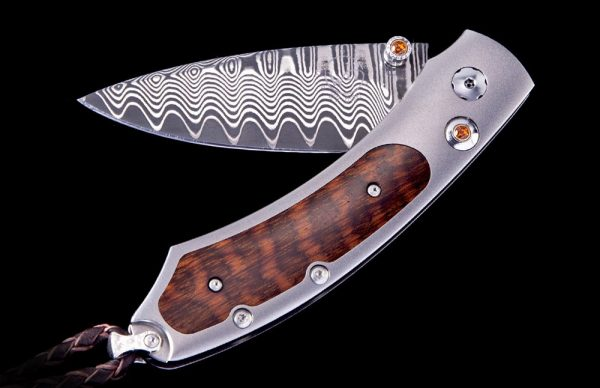 William Henry Kestrel B09-TSW Series Knife