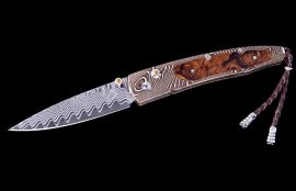 William Henry Limited Edition B10 Adobe Knife