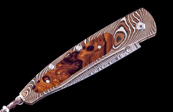 William Henry Limited Edition B10 Adobe Knife