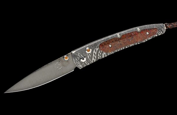 William Henry Limited Edition B10 Stonegate Knife