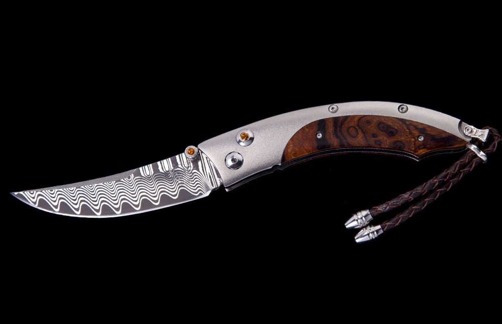 William Henry Persian B11-TIW Series Knife