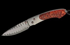 William Henry Limited Edition B12 Lodgepole Knife