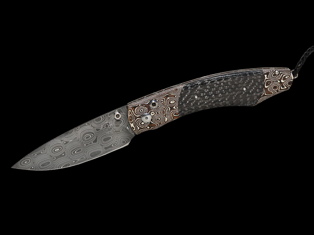 William Henry Spearpoint B12-MCT Series Knife