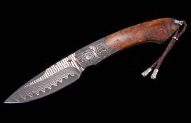 William Henry Limited Edition B12 Roman Knife