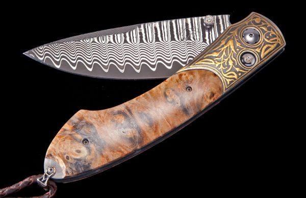 William Henry Limited Edition B12 Treasure Knife