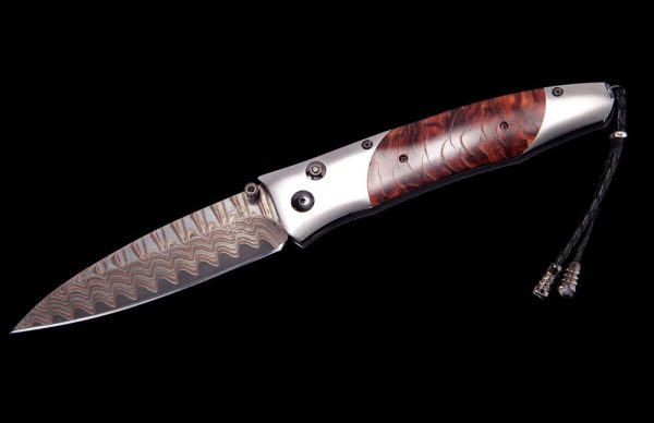William Henry Limited Edition (100) B30 Conifer Knife
