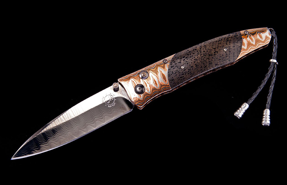 William Henry Limited Edition (50) B30 Copperwood Knife