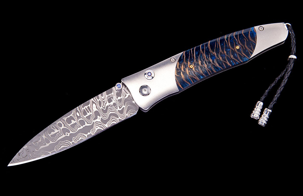 William Henry Limited Edition (250) B30 Pacifica Knife