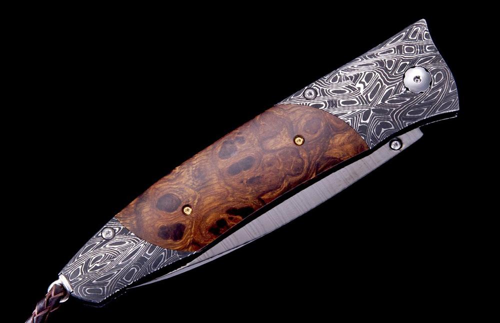 William Henry Limited Edition (250) B30 Stockade Knife