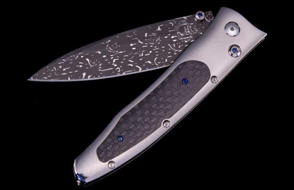 William Henry GenTac B30-TCD Series Knife