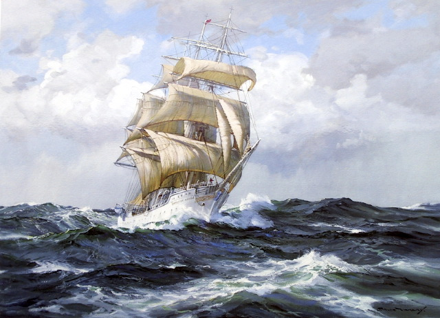 Charles Vickery - The Sea Queen