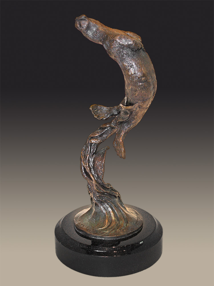 Chris Bell Limited Edition Bronze - Rising Star