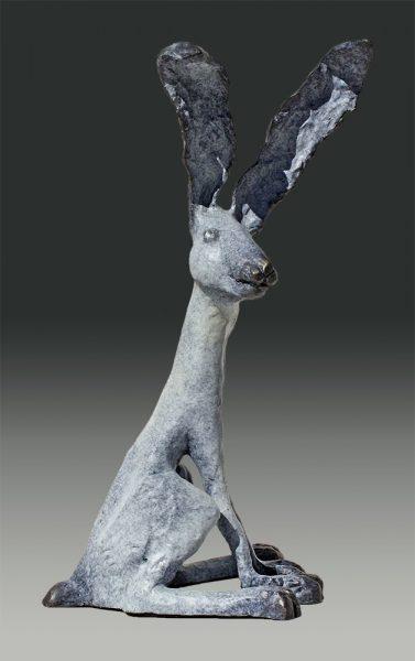 Chris Deverill Bronze Art - Pepper Deux