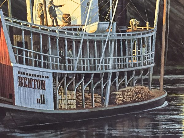 Gary Lucy Limited Edition Print - The Benton