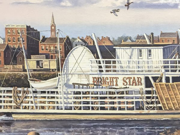 Gary Lucy Limited Edition Print - The Bright Star