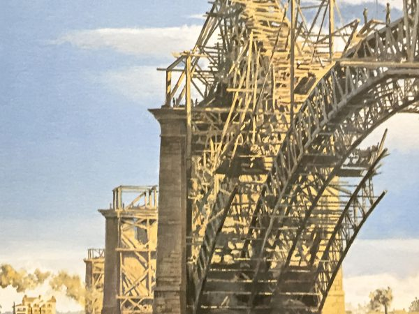 Gary Lucy Limited Edition Print - The Eads Bridge