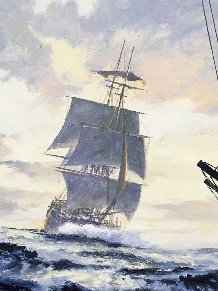 Geoff Hunt - Desolation Island