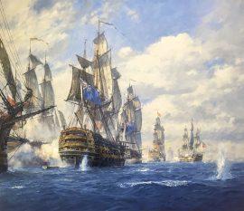 Geoff Hunt - The Battle of St. Vincent