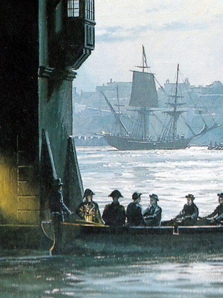 Geoff Hunt - Treason's Harbor