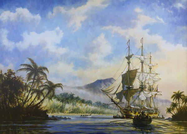Geoffrey Huband - Passage To Mutiny
