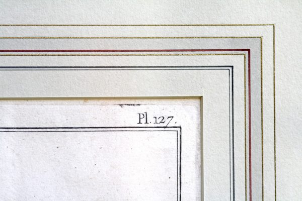 French Royal Navy Battleship Plans, 1787