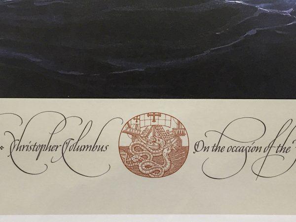 John Mecray Limited Edition Print - 1492