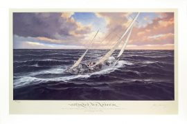 John Mecray Limited Edition Print - Stormy Weather