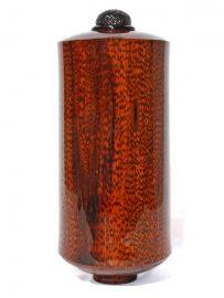 Cliff Lounsbury - Snakewood Vase Sculpture