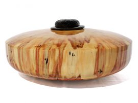 Cliff Lounsbury - Box Elder Wood Bowl Sculpture