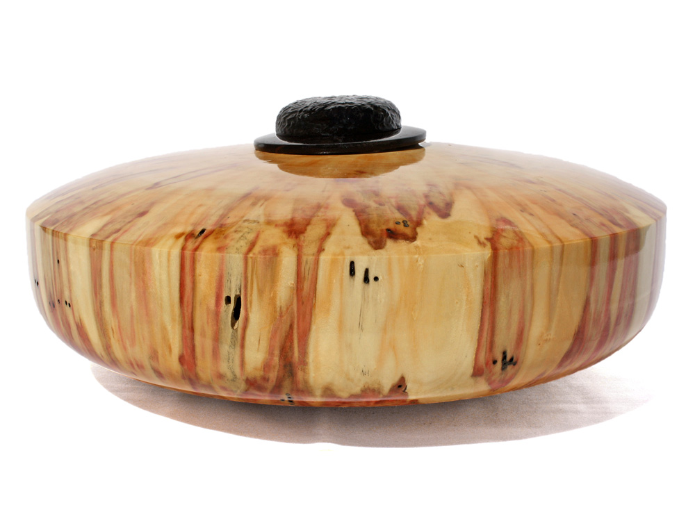 Cliff Lounsbury - Box Elder Wood Bowl Sculpture