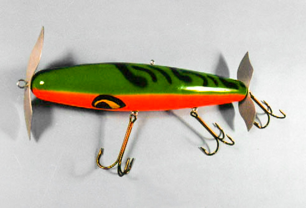 Ken Picou - Surface Splasher II Lure Sculpture