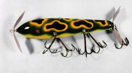 Ken Picou - 5 Hook Splasher Lure Sculpture