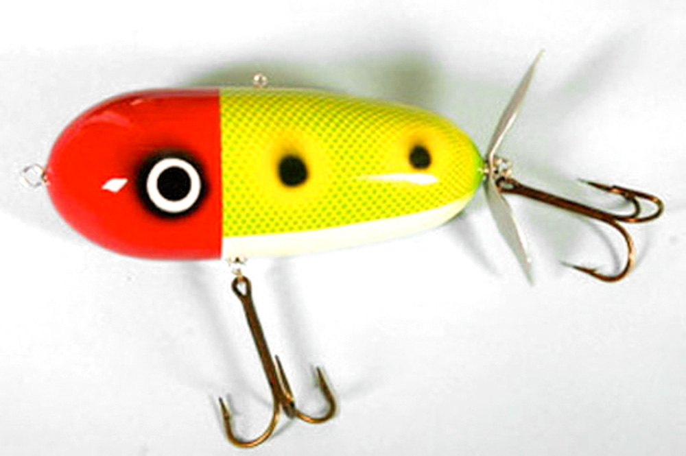 Ken Picou - Tiny Splasher Lure Sculpture