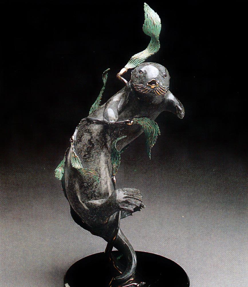 Kirk McGuire Bronze - Free Spirit
