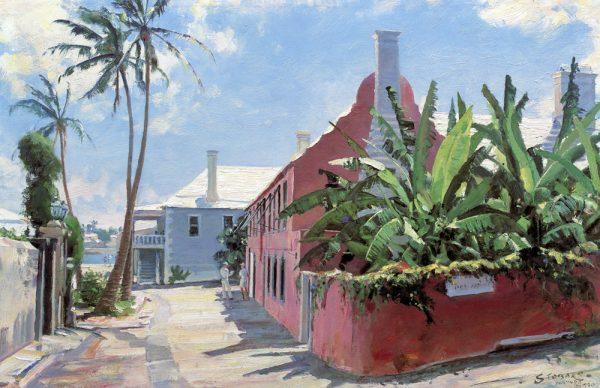 John Stobart - Bermuda: Old St. George's