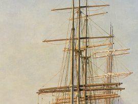John Stobart - San Pedro: The Bark