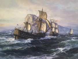 Charles Vickery - A Bittersweet Victory