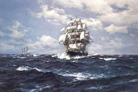 Charles Vickery - Full Sail