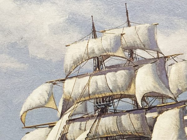Charles Vickery - Full Sail
