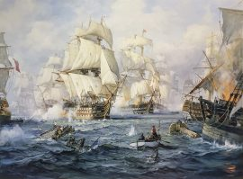 Charles Vickery - Storm of Battle