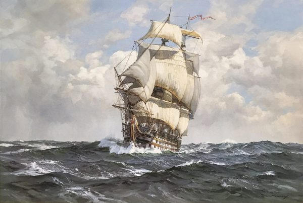 Charles Vickery - Peace Before the Storm