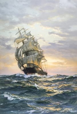 Charles Vickery - Golden Seas