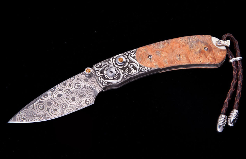 William Henry Limited Edition B09 Rock Creek Knife