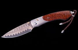William Henry Limited Edition B12 Keelback Knife