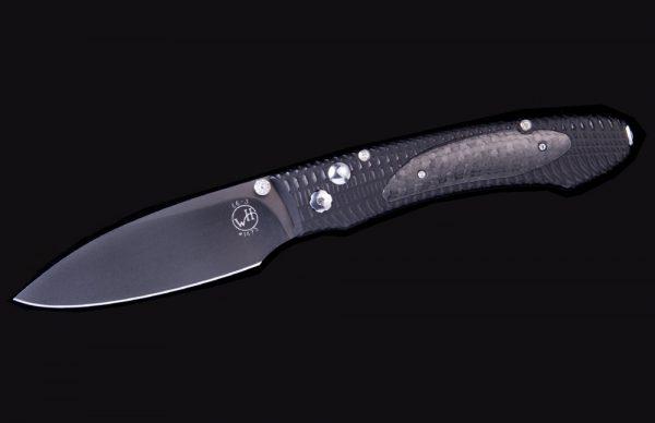 William Henry E6-3 Carbon Fiber Knife