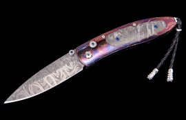 William Henry Limited Edition B05 Cosmos Knife